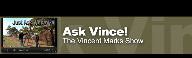 Ask Vince: The Vincent Marks Show